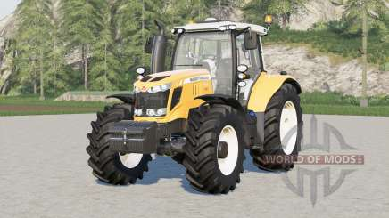 Massey Ferguson 7610 series для Farming Simulator 2017