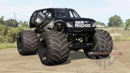 CRD Monster Truck v2.2 для BeamNG Drive
