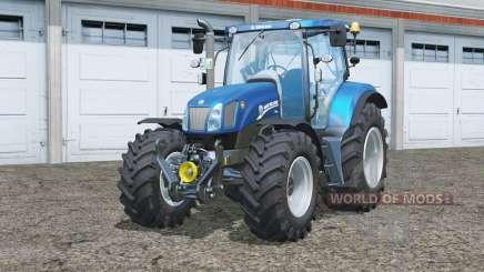 New Holland T6.175〡Blue Power для Farming Simulator 2015