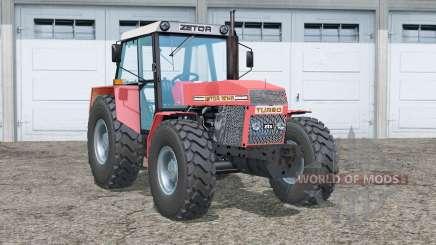 Zetor 16145 Turbo〡new wheels для Farming Simulator 2015