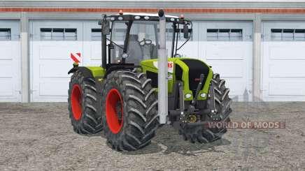 Claas Xerion 3300 Trac VC〡speed display control для Farming Simulator 2015