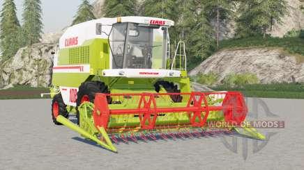 Claas Dominator 108 VX для Farming Simulator 2017