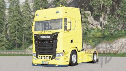 Scania S-series для Farming Simulator 2017