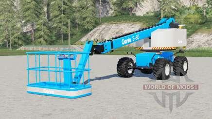 Genie S-60 для Farming Simulator 2017