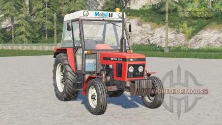 Zetor 7711〡7745 для Farming Simulator 2017
