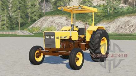 Valmet 88〡wheels selection для Farming Simulator 2017