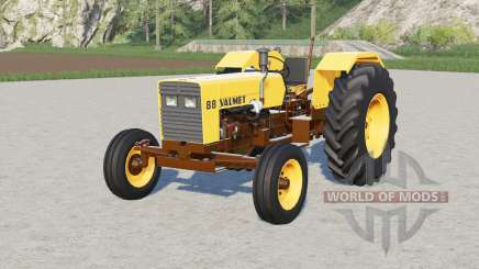 Valmet 88〡improved gear shift animation для Farming Simulator 2017