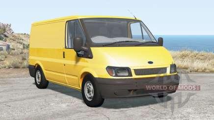 Ford Transit 135 T330 2000 для BeamNG Drive