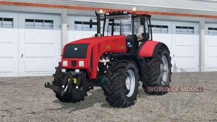 МТЗ 3522 Беларус〡открываются двери и окна для Farming Simulator 2015