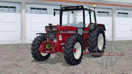 International 1255 A〡animierte auspuffklappe для Farming Simulator 2015