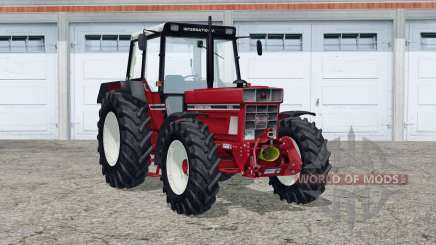 International 1455 A〡animated exhaust flap для Farming Simulator 2015