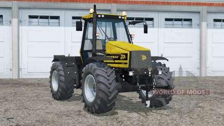 JCB Fastrac 2140〡animated clock для Farming Simulator 2015