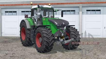 Fendt 1050 Vario〡opening roof hatch для Farming Simulator 2015