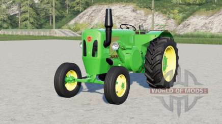 Lanz Bulldog D5016 для Farming Simulator 2017