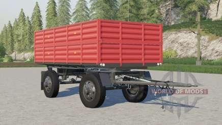 Autosan D-50〡corrected wheels для Farming Simulator 2017