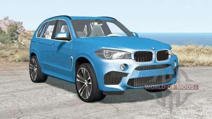 BMW X5 M (F85) 2015 для BeamNG Drive