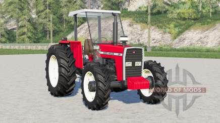 Massey Ferguson 200 series для Farming Simulator 2017
