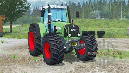 Fendt 718 Vario TMS〡FL console для Farming Simulator 2013
