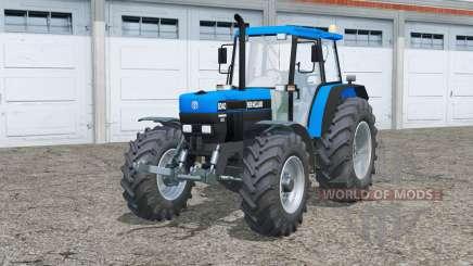 New Holland 8340 для Farming Simulator 2015