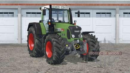 Fendt 820 Vario TMS〡extra weights in wheels для Farming Simulator 2015