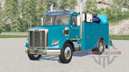 Freightliner 122SD Service Truck для Farming Simulator 2017