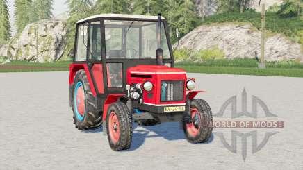 Zetor 6718 для Farming Simulator 2017