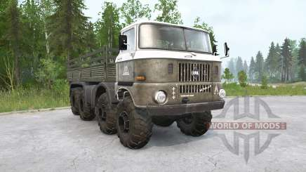 IFA W50 LA 8x8 для MudRunner