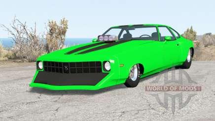 Bruckell Moonhawk Draghawk v0.99 для BeamNG Drive