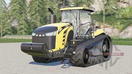 Challenger MT800E series для Farming Simulator 2017