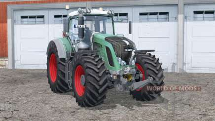 Fendt 936 Vario〡mirrors reflect для Farming Simulator 2015