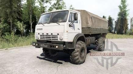 КамАЗ 4325 для MudRunner