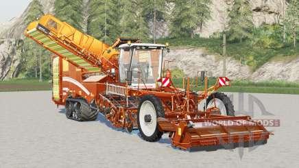Grimme Varitron 470 Platinum Terra Trac〡power selection для Farming Simulator 2017