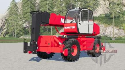 Manitou MRT 2150 для Farming Simulator 2017