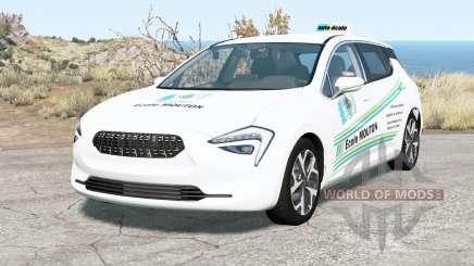 Cherrier Vivace Driving School v1.15 для BeamNG Drive