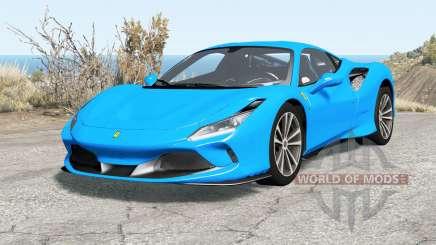 Ferrari F8 Tributo 2020 для BeamNG Drive