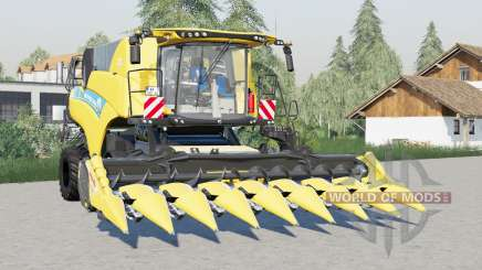 New Holland CR series〡design choice для Farming Simulator 2017