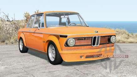 BMW 2002 Turbo (E20) 1974 для BeamNG Drive