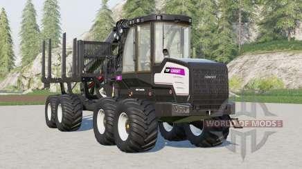Logset 10F GT〡adjusted crane operation для Farming Simulator 2017