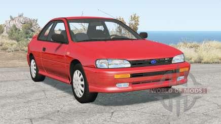 Subaru Impreza coupe (GC) 1995 для BeamNG Drive