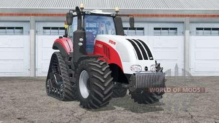 Steyr 6300 CVT RowTrac для Farming Simulator 2015