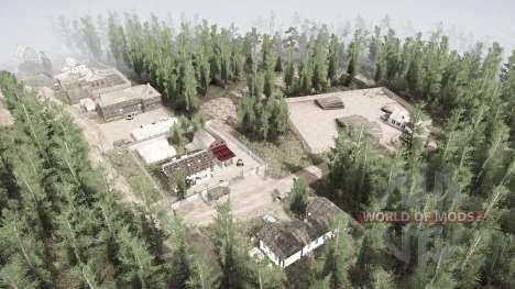 Урал 12: Спасение МЗКТ для Spintires MudRunner