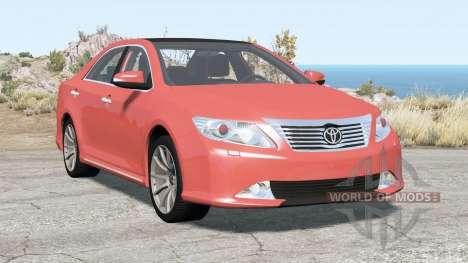 Toyota Camry (XV50) 2011 v2.0 для BeamNG Drive