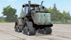 Кировец К-9450〡гусеницы и 3 вида колёс для Farming Simulator 2017