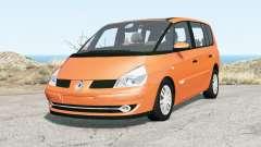 Renault Espace (J81) 2007 для BeamNG Drive