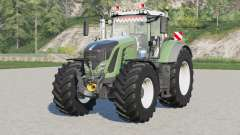Fendt 900 Vario〡engine configuration для Farming Simulator 2017