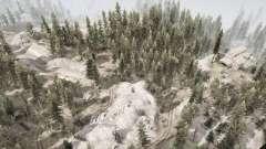Уральский регион v1.01 для MudRunner
