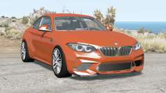 BMW M2 Competition (F87) 201৪ для BeamNG Drive