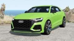Audi RS Q8 2020 для BeamNG Drive