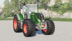 Fendt 700 Vario〡visual configuration для Farming Simulator 2017