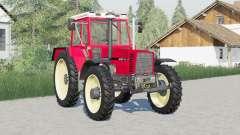 Fendt Favorit 600 LSA Turbomatik E〡dual wheels для Farming Simulator 2017